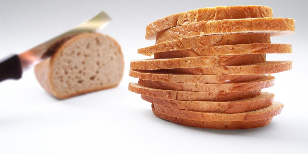 Bread Slices - Food Intolerance Image - Health Culture