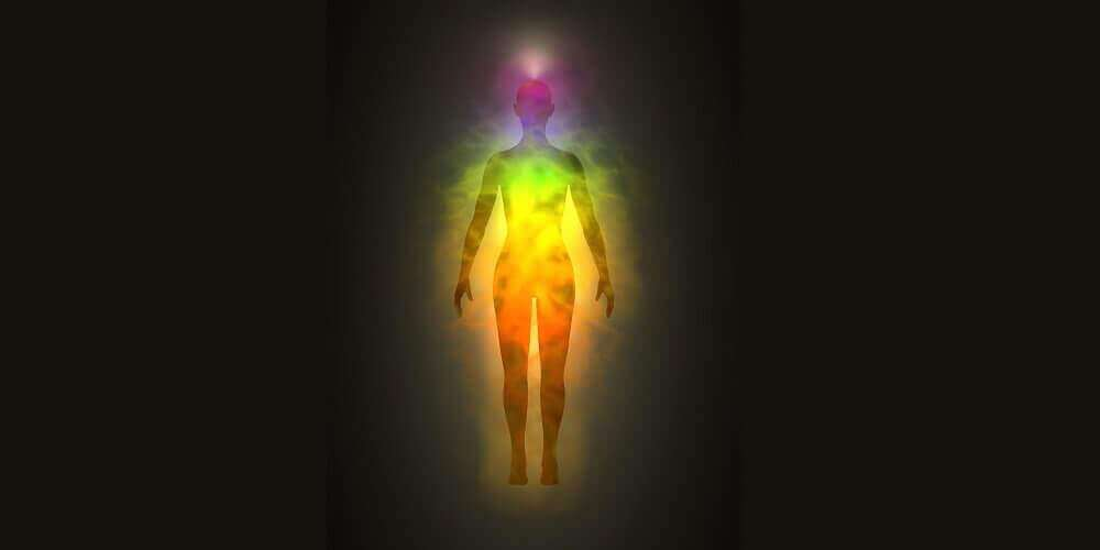 Human Energy - Aura Scan Image - Health Culture