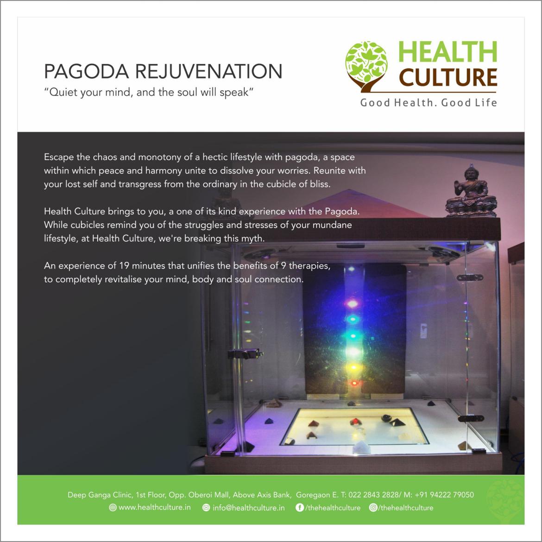 Pagoda Rejuvenation - Health Culture