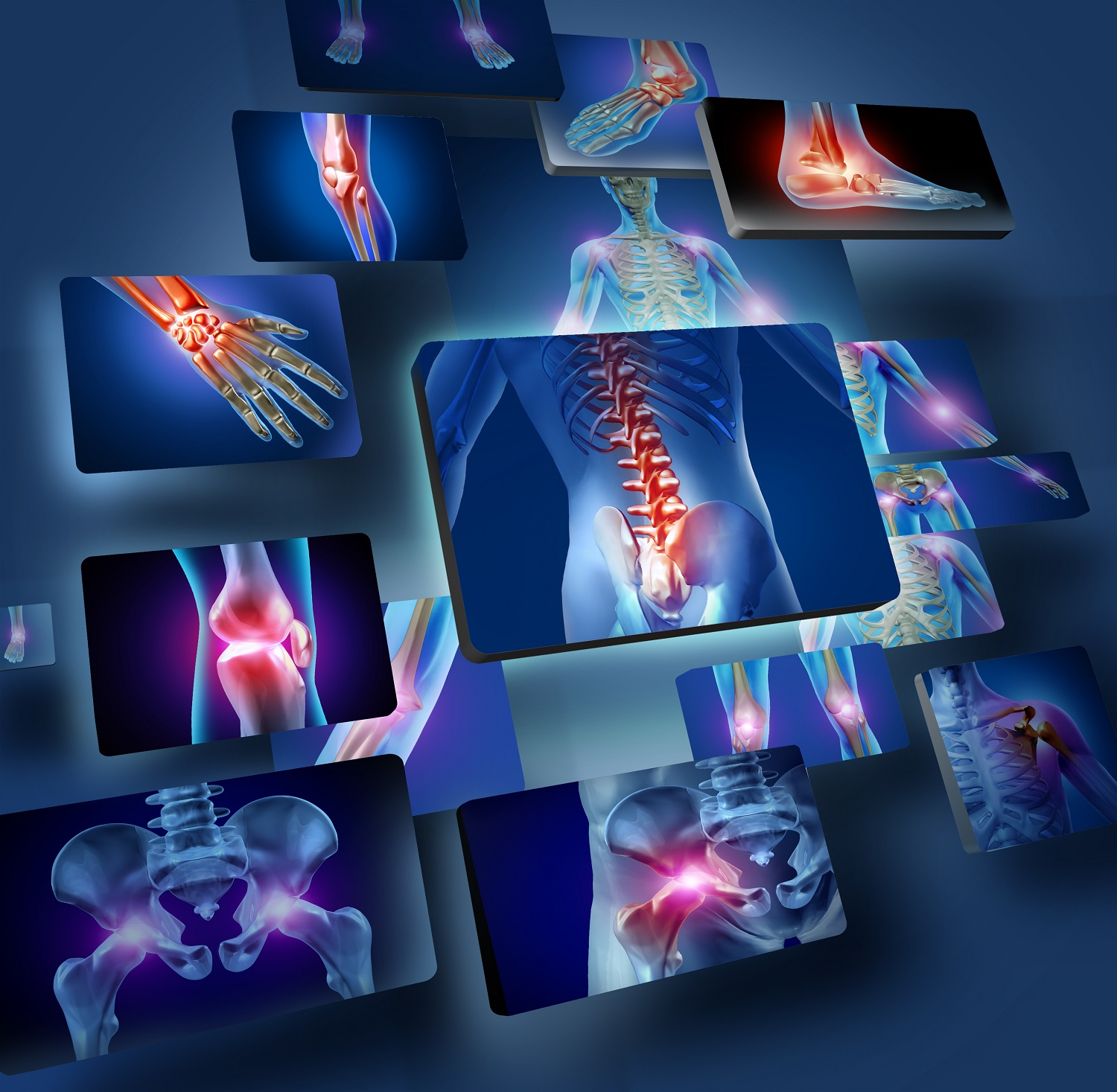 Different Body Pain Images - Pain Management - Health Culture